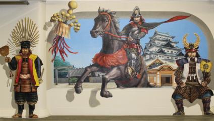 『トリックアート壁画』の実制作・ご納品